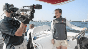 Profiles in Pro Sailing: Ashley Love