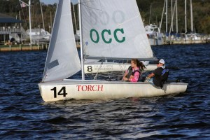 Working Together for Sailing Success