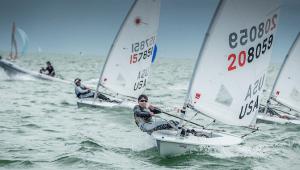 S1D Youth Sailor of the Year Award Winner 2015: Caden Scheiblauer