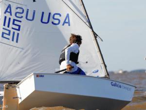 S1D Optimist Sailor of the Year Award Winner 2015: Luke Arnone