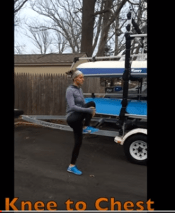 Sailing Fitness: The Importance of Proper Stretching