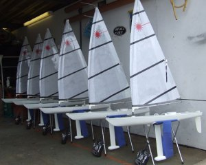 Radio-Controlled One Design Sailing Takes Off at Tred Avon YC!