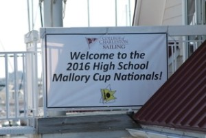 US High School Mallory Dinghy National Championship Report & Results