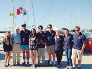 High School Sailing Spotlight: PCC Dinghy Championship Report