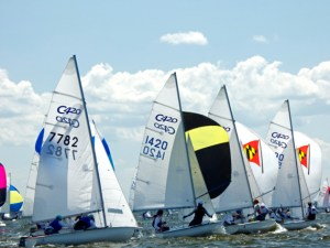 2016 Club 420 North American Championship Results & Report