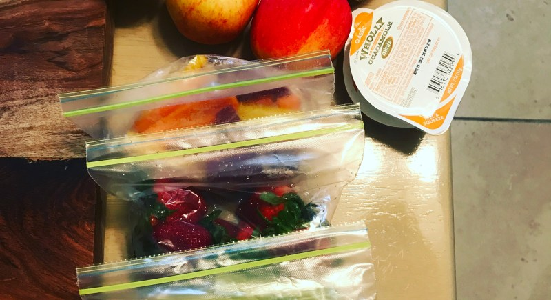 Nutrition: Tips to Eating Right While Traveling For Sailing