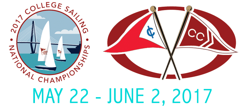 2017 SPRING COLLEGE SAILING NATIONAL CHAMPIONSHIPS SET TO BEGIN IN CHARLESTON
