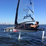 Profiles in Pro Sailing: Victor Diaz de Leon