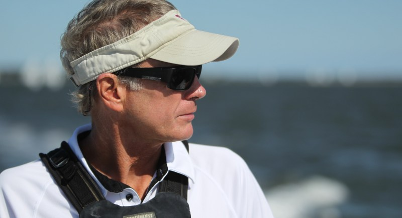 Profiles in Pro Sailing: Greg Fisher