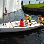 River City Community Sailing in the spotlight with Topaz Sailboats!