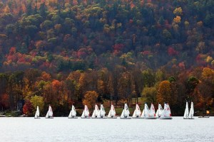 ICSA News: #12 George Washington wins the Mid Atlantic; #3 Charleston win the Hoyt and #2 Coast Guard win Mrs. Hurst