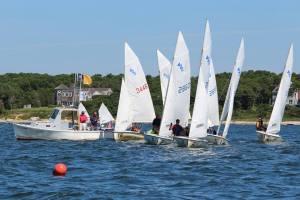 Club Profile: Buzzard's Sailing School