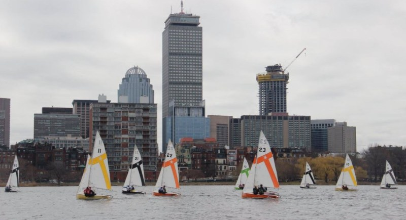The College Sailing Nation shifts its focus; The Northwest qualifies for Team Race Nationals