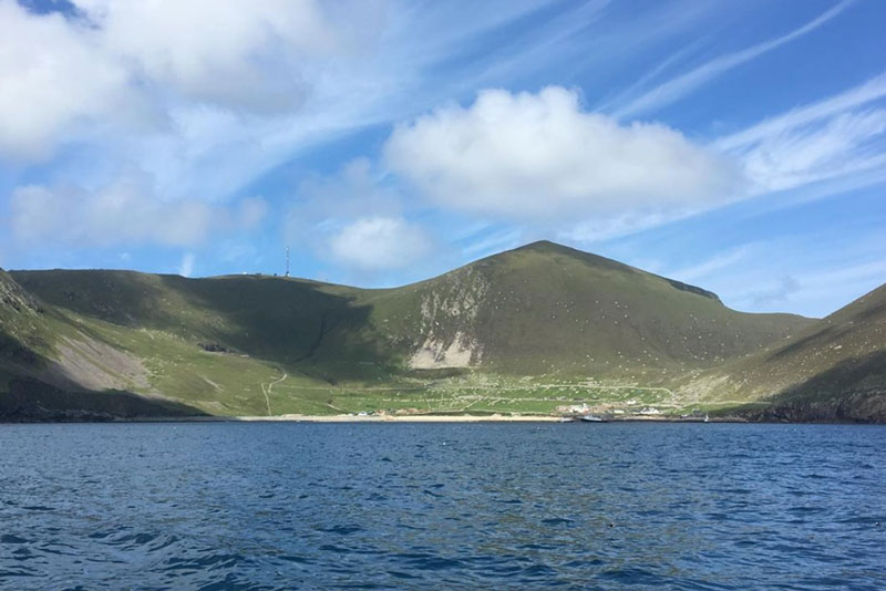 The trip of a lifetime to St. Kilda