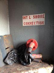 Shore Connection Fire Hose