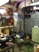 Multiple Tool Rooms