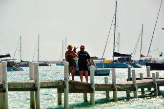 Hamburger Beach Dock
