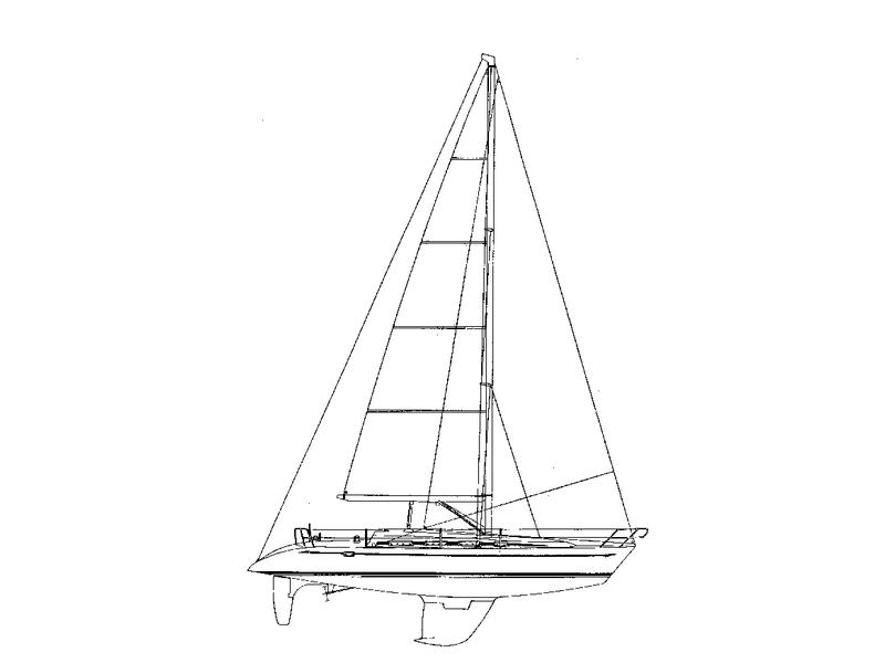 1997 Elan 431 Team sailboat for sale in Outside United States