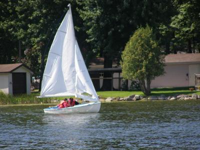1965 Flying Junior sailboat for sale in New York