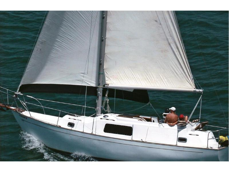 1973 Irwin 325 Sailboat For Sale In Texas