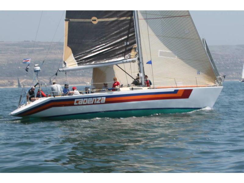 1987 Eichenlaub Marine NelsonMarek 45 Sailboat For Sale