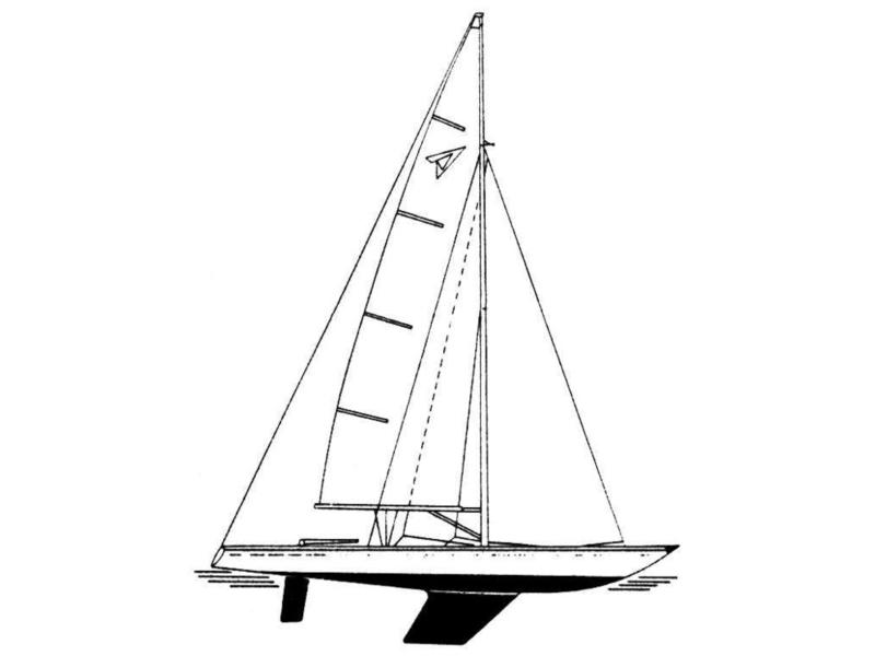 1972 Stoberl Trias sailboat for sale in Florida