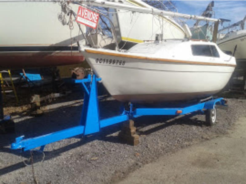1984 CampL Boatworks Sandpiper 565 Sailboat For Sale In Outside United States