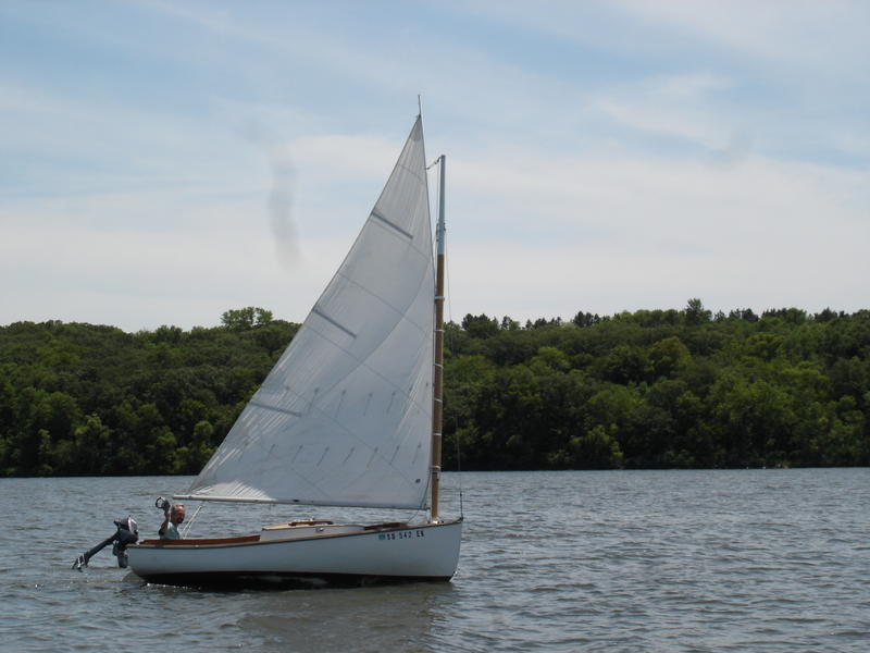 1991 Marshall Sandpiper Sailboat For Sale In South Dakota