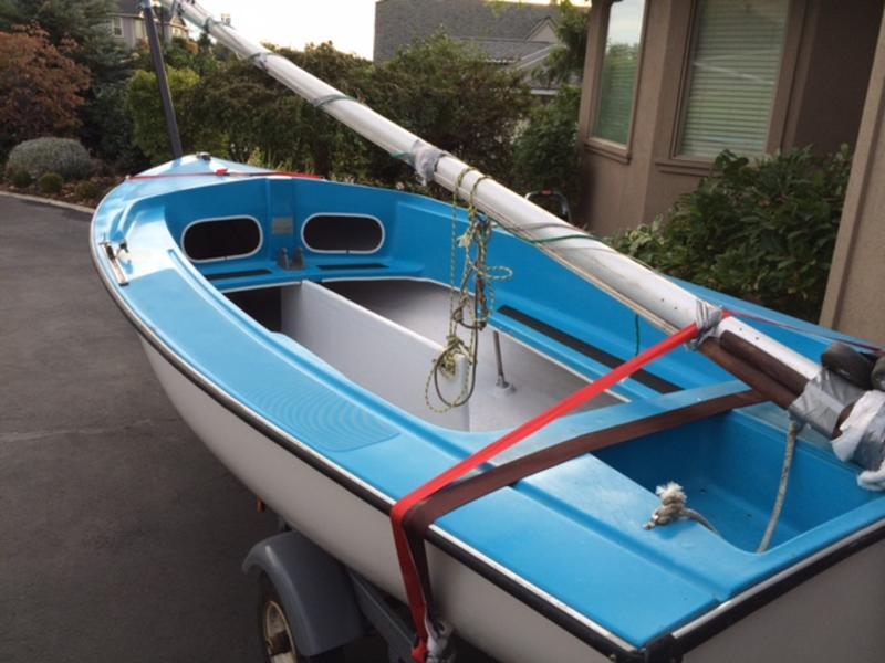 1977 MFG Pintail Pintail Sailboat For Sale In Washington