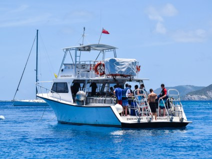 Custom Dive Boats | Sail Caribbean