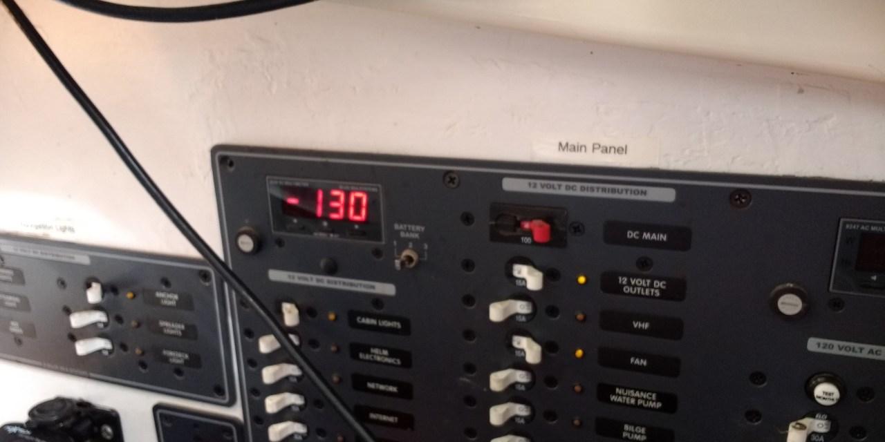 LiFePo4 Batteries: Part Seven – Installing the Inverter