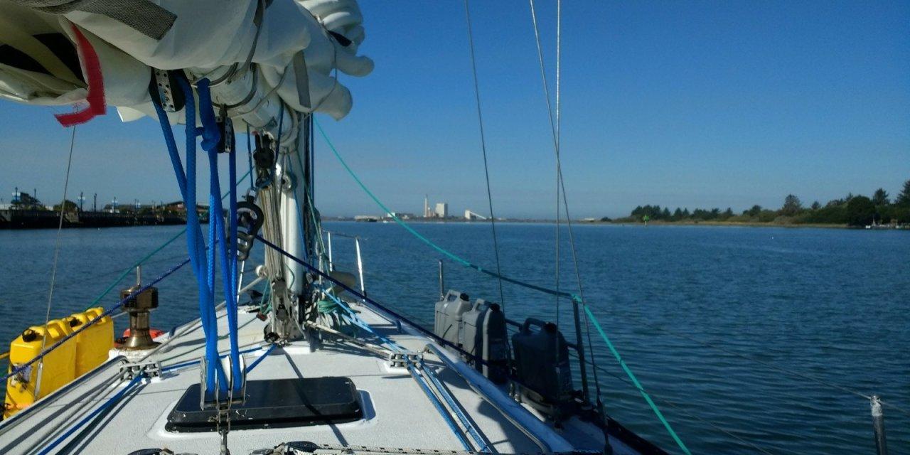 Eureka, CA to Bodega Bay, CA