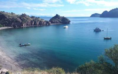 San Evaristo and Loreto national park
