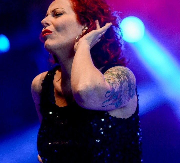 Anneke van Giersbergen @ Summer Breeze 2014