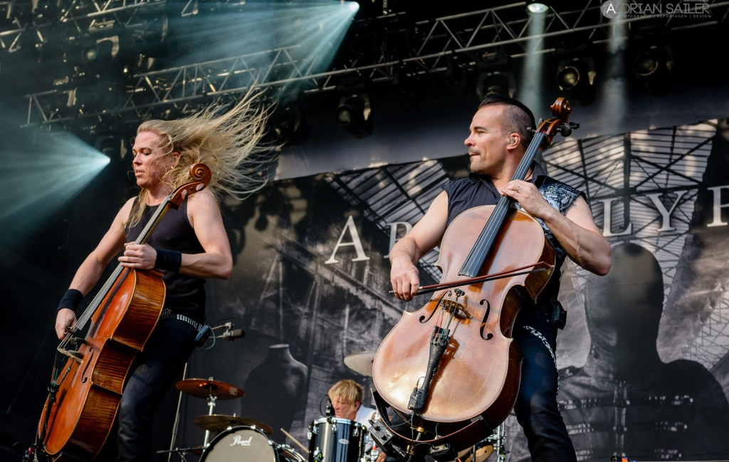 Apocalyptica – Rockavaria 2016