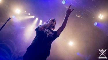 The Amity Affliction - Knockdown 2016 - Adrian Sailer