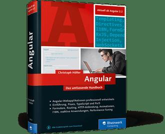Angular –  Das umfassende Handbuch