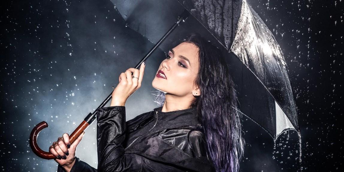 rain shooting
