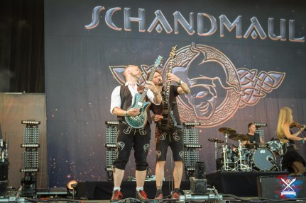 Schandmaul - Summer Breeze Open Air 2018