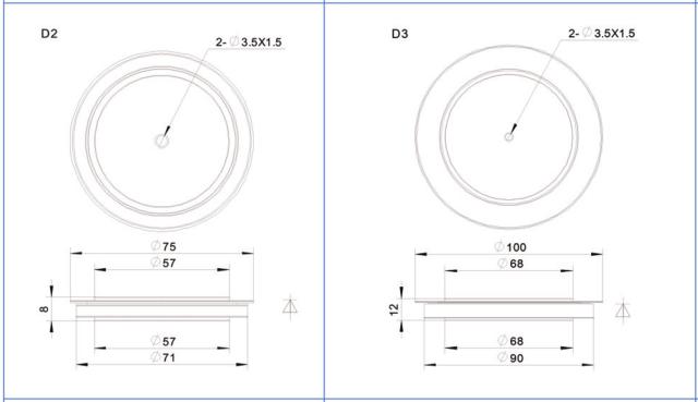 Medium Frequency Welding Equipment Diode