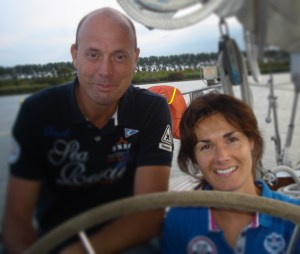 Michel en Nadine