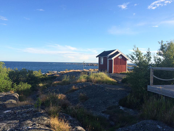Get out there: Huvudskar on the archipelago's eastern edge