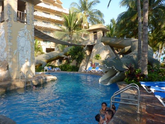 croc pool