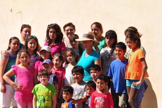 Učenci iz San Evarista