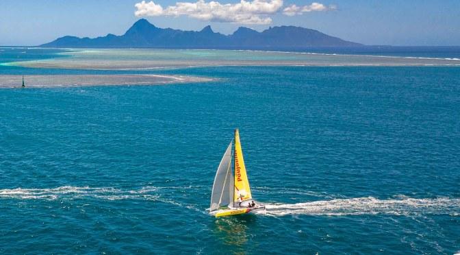 Grand prix Diam 24 à Tahiti