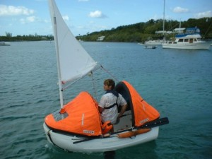 Portland Pudgy as an Active Lifeboat