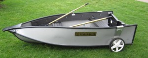 The Porta-Bote Folding Dinghy