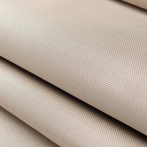 Phifertex plus is a great smooth, non-absorbent material for cushions