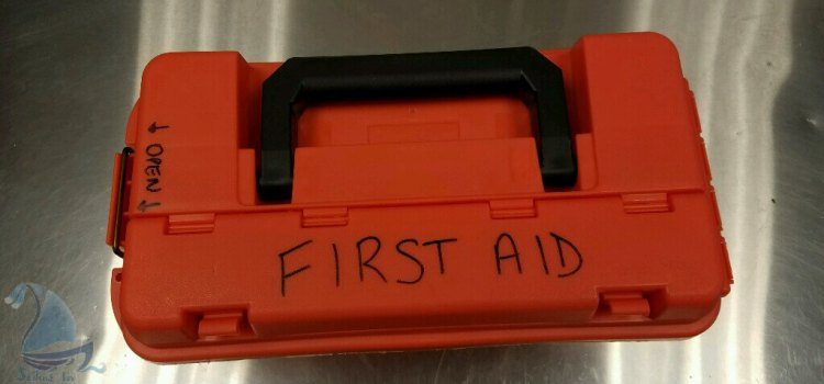 Sailboat First Aid Kit