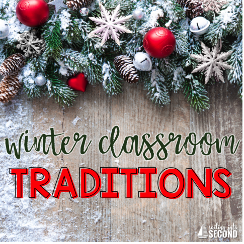 winter classroom traditions